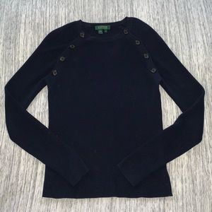 Ralph Lauren size S knit top